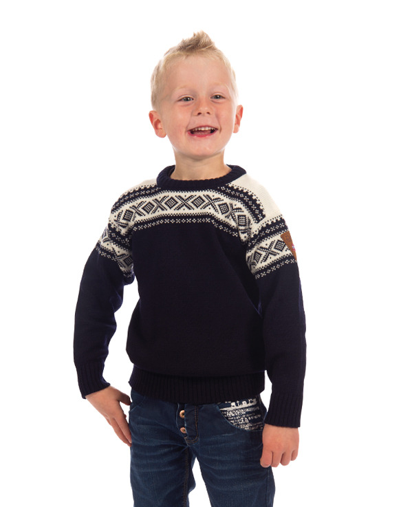 Cortina Kid's Sweater (2)