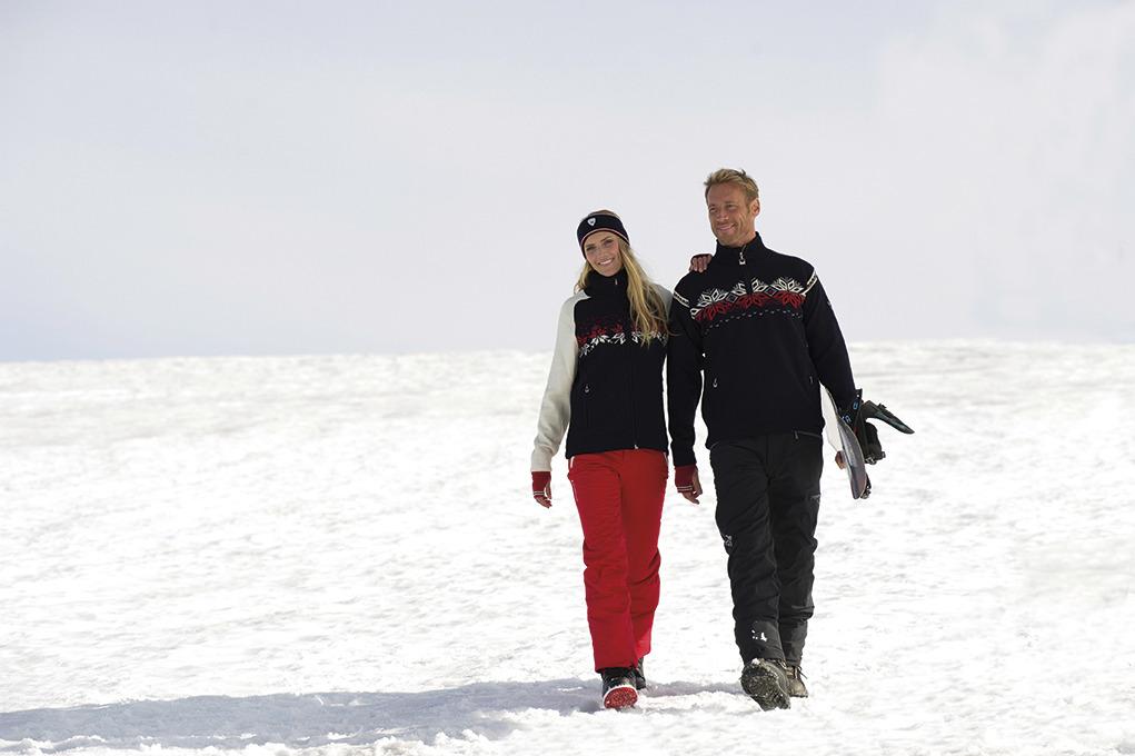 Snetind Feminine Weatherproof Jacket (3)