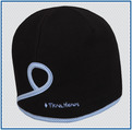 Goodbye Girl Ponytail Hat black / true blue