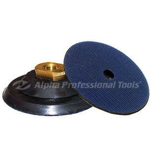 "Flexible Backer Pad 4"" (5/8""-11) picture"