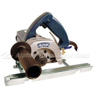 "Wet Stone Cutter 5"" 110V picture"