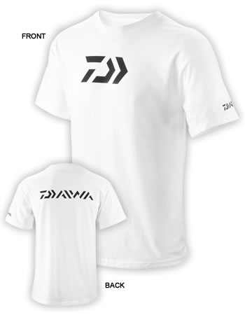 White T-Shirt, Size L picture