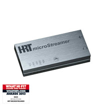 HRT microStreamer<br>USB DAC / Headphone Amplifier
