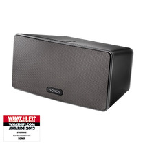 Sonos PLAY:3<br>Wireless Speaker System<b>(Receive Free Sonos BRIDGE)</b>