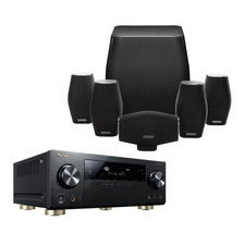 Pioneer VSX-923 AV Receiver<br>Monitor Audio MASS 5.1 Speaker Pack