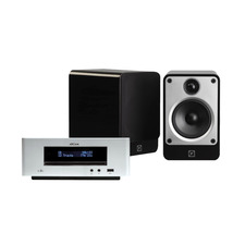 Arcam Solo Mini CD/DAB System<br>Q Acoustics Concept 20 Speakers