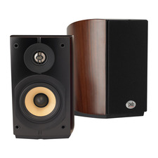 PSB Imagine Mini (Walnut)<br>Speakers<b>(Receive Free Pair of PFS-27 Floor Stands)</b>