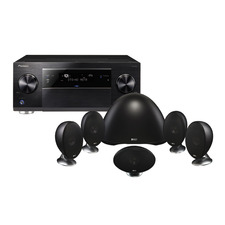 Pioneer SC-LX57 AV Receiver<br>KEF E305 AV Speaker Package