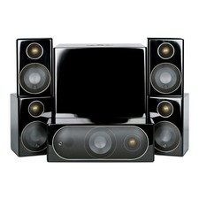 Monitor Audio Radius R90 HD10<br>AV Speaker Package