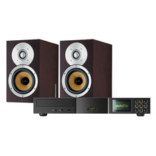 Naim UnitiLite All In One Player<br>B&W CM1 Speakers