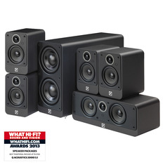 Q Acoustics 2000i Cinema Pack<br>AV Speaker Package