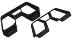 Nerf Bars for the Traxxas 1/10th scale Rally & LCG Slash 4x4 - Black