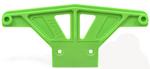 Wide Front Bumper for Traxxas Rustler, Stampede 2wd, Nitro Sport & Bandit – Green