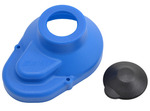 SC10, SC10B, B4 & T4 Gear Cover – Blue