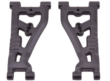 Front A-arms for the Associated ProSC 4x4, ProLite 4×4 & ProRally 4wd – Black picture