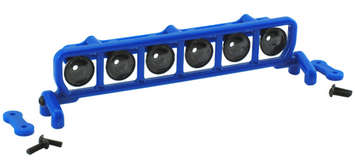 Roof Mounted Light Bar Set - Blue picture