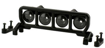 Narrow Roof Mounted Light Bar Set - Black picture
