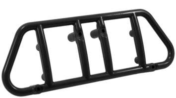 Rear Bumper for the Associated SC10 2wd - Black picture