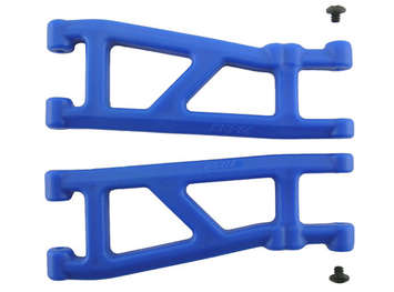 Associated SC10 & T4 Rear A-arms - Blue picture