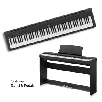 ES110 Black Portable Digital Piano picture