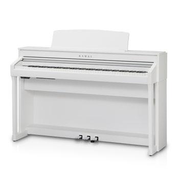 CA58 Premium Satin White picture