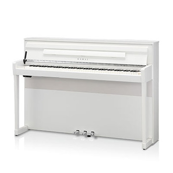 CA99 Premium Satin White Digital Piano picture