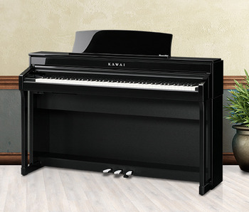 CA78 Ebony Polish Digital Piano picture