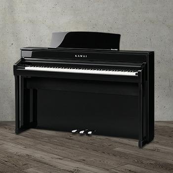 CA98 Ebony Polish Digital Piano picture