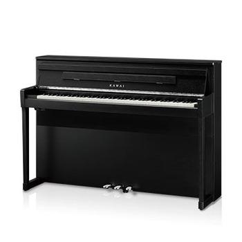CA99 Premium Satin Black Digital Piano picture