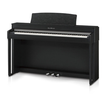 CN37 Satin Black Digital Piano picture