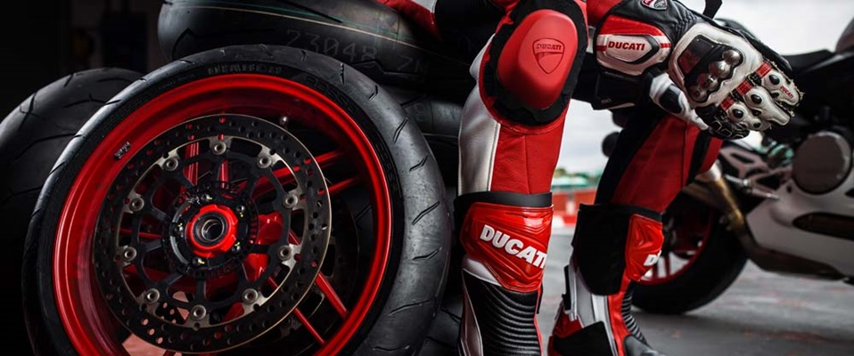Ducati City  Gloves