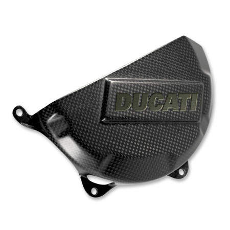 Ducati 1199 Panigale Carbon Fiber Clutch Cover picture