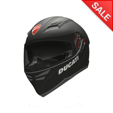 Ducati Dark Rider Helmet