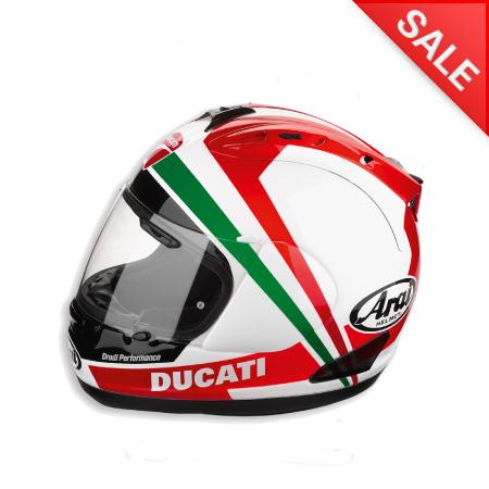 Ducati Tricolore Arai Corsair V Helmet