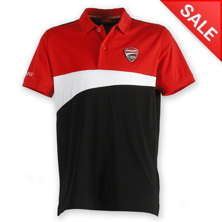 Ducati Corse Men's Polo picture