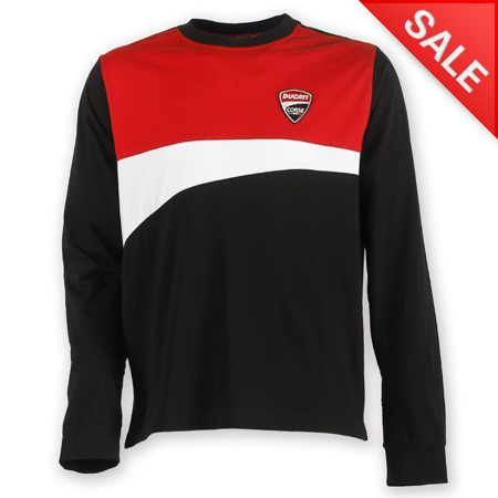 Ducati Corse Men's Long Sleeve T-shirt picture