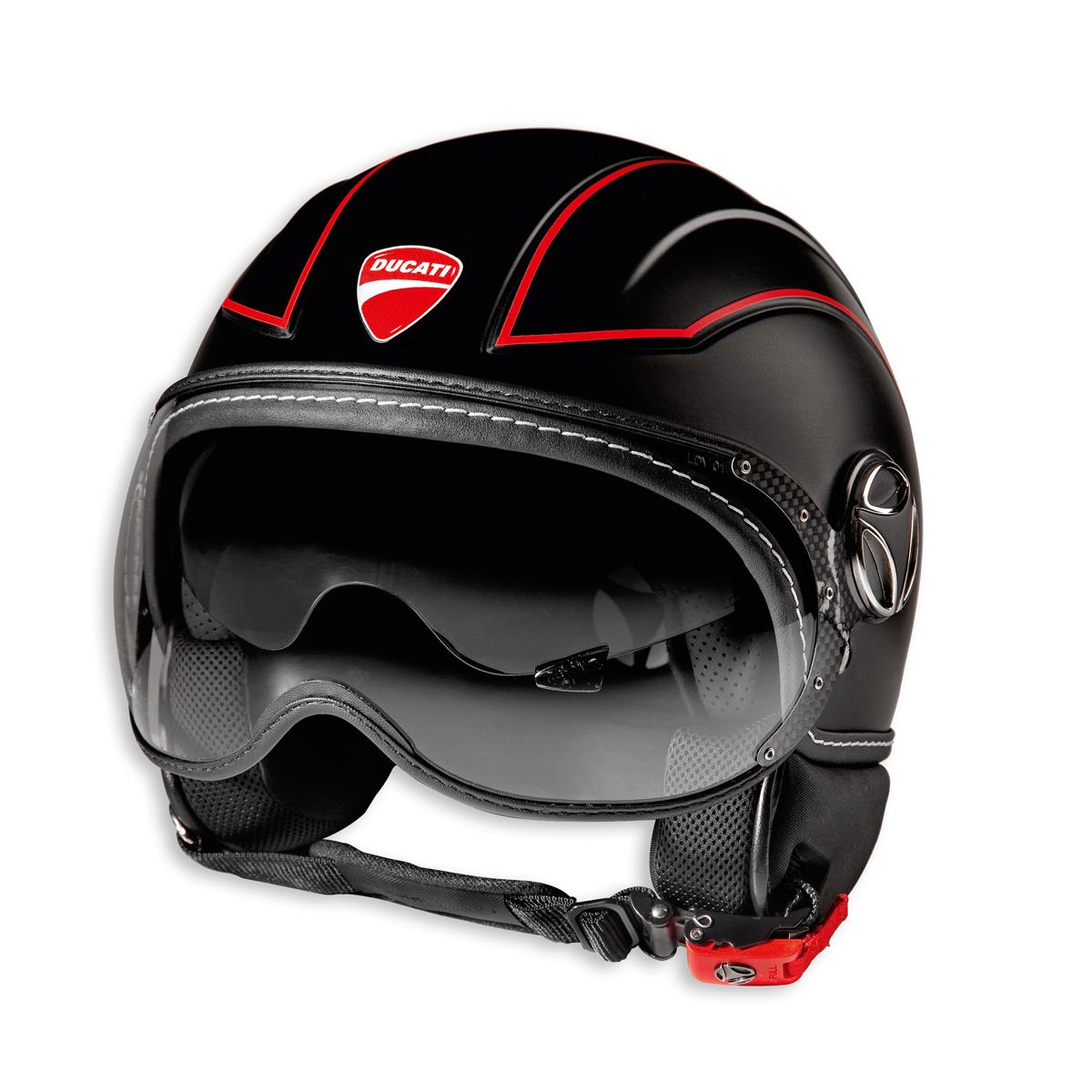 Ducati Jet-Set Helmet by Momo Design