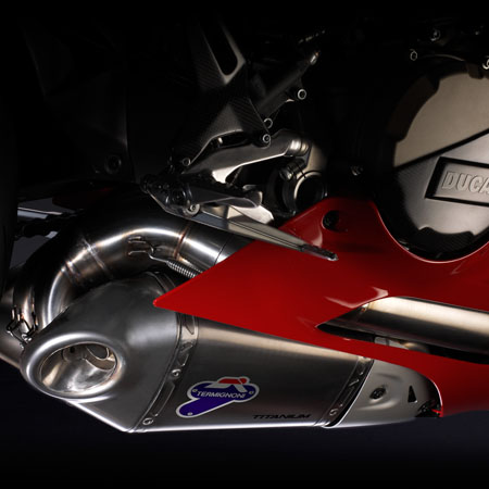 Ducati 1199 Panigale Slip on Exhaust System picture