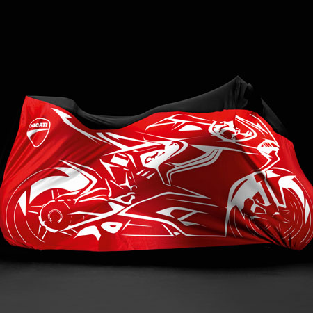 Ducati 1199 Panigale Bike Cover picture