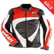 Ducati Corse Perforated Leather Jacket '12