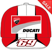 Ducati GP Team '13 #69 Hat