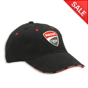 Ducati Corse Basic Cap Black