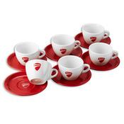 Ducati Company Cappuccino Cups