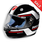 Ducati Twin Helmet by Suomy