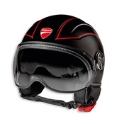 Ducati Jet-Set Helmet by Momo Design