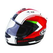 Ducati Red Arrow Full-Face Helmet