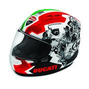 Ducati Corse V2 Helmet - Size Small