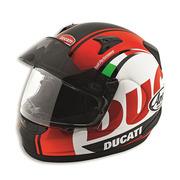 Ducati Type Pro Full-Face Helmet - Size Small