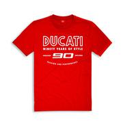 Ducati 90 Anniversary T-Shirt - Size Large