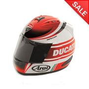 Ducati Racing Stripe Helmet - Size Small